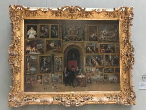 Royal Museums of Fine Arts of Belgium, Brussels, Belgium, Jan. 2018