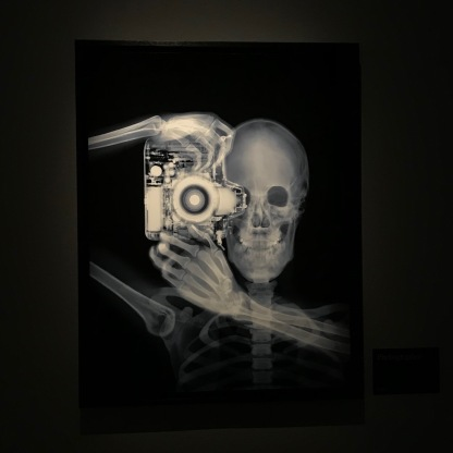 X-Ray Photography by Nick Veasey, Stockholm, Sweden, Feb. 2018