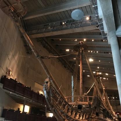 Vasa Museum, Stockholm, Sweden, Feb. 2018