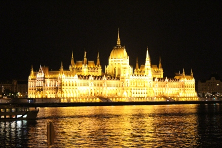 Budapest, Hungary, May 2016