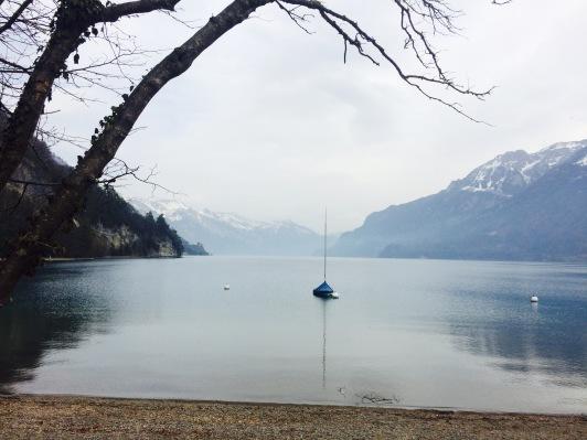 Interlaken, Switzerland, April 2016