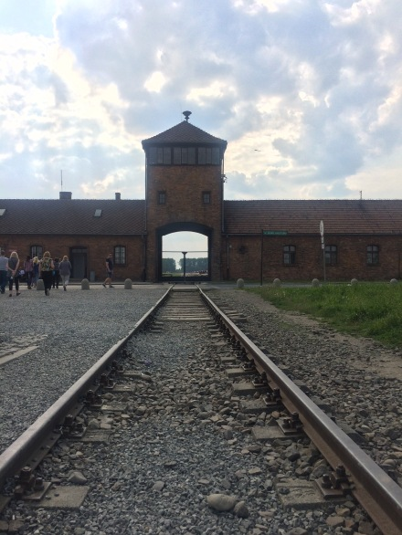 Auschwitz Concentration Camp, Krakow, Poland, May 2016