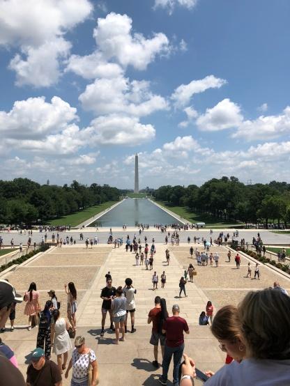 Washington Monument & Reflecting Pool